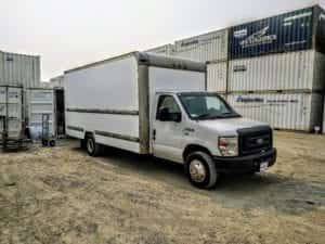 Container Unloading Help Simple Moves Port Coquitlam Movers