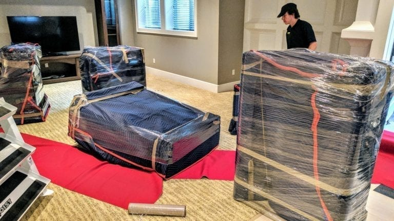 Full Service Moving Company Coquitlam