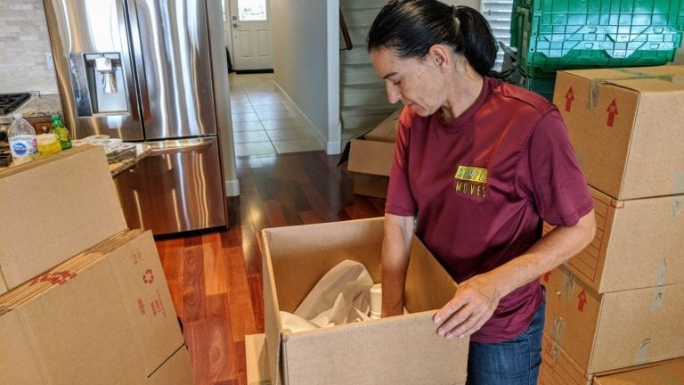 Packing Service Vancouver
